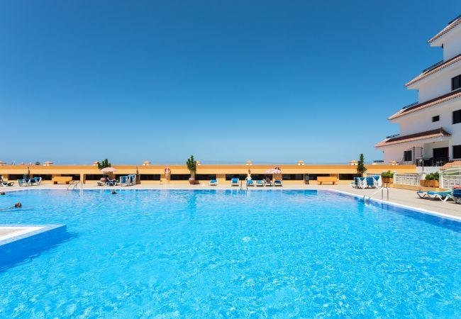 Apartamento en Santiago del Teide - Playa de la Arena, lugar mágico con wifi