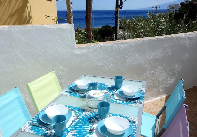 Ferienhaus in Santa Cruz de Tenerife - Casa Nieves de Igueste