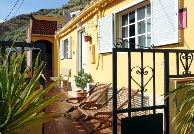 Ferienhaus in Santa Cruz de Tenerife - La Bodeguilla