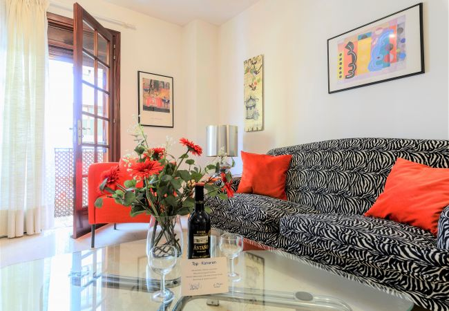 Ferienwohnung in Santa Cruz de Tenerife - Sanabria Park Apartment with pool