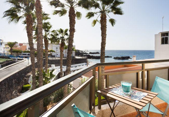 Ferienwohnung in Alcalà - Atlantic Sunset Apartment
