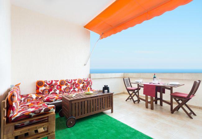 Ferienwohnung in Santa Cruz de Tenerife - Playa Chica Beach I