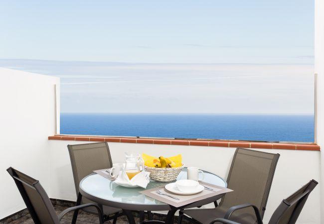Ferienwohnung in Icod de los Vinos - Apartment El Rincón with Sea View I