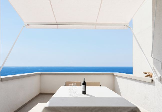 Ferienwohnung in Santa Cruz de Tenerife - Little Beach Paradise Las Gaviotas