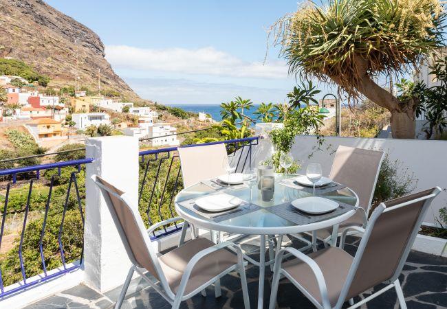 Ferienhaus in Santa Cruz de Tenerife - Casa Sirena