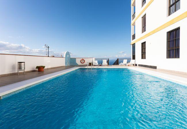 Ferienwohnung in Santiago del Teide - Casa Mercedes