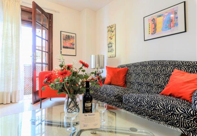 Appartement à Santa Cruz de Tenerife - Sanabria Park Apartment with pool