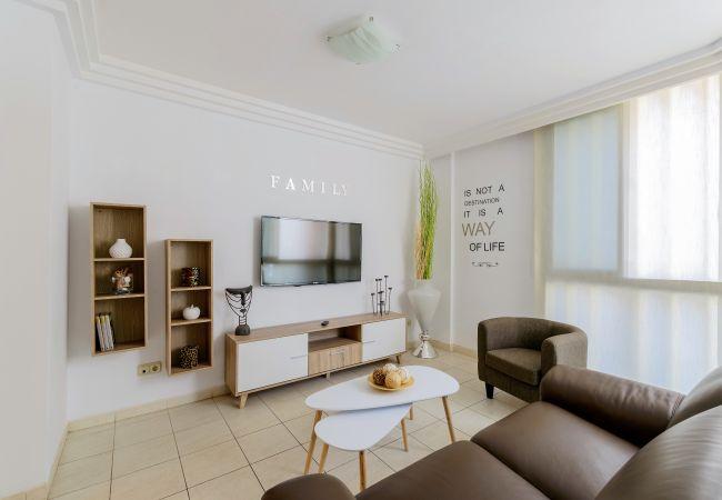 Appartement à Santa Cruz de Tenerife - Apartment Top City Center