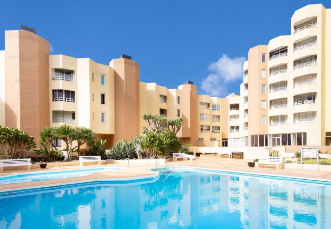 Appartement à Los Silos - Los Silos Frontline with pool